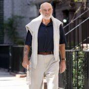 80 ist Sean Connery auf diesem, vor zwei Jahren in New York aufgenommenen Foto.