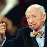 André Kostolany war wahrlich keine Schönheit. Doch durch seine vehementen Auftritte war der Börsenpapst, der 1999 mit 93 Jahren verstarb, einfach Kult.