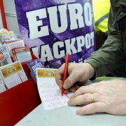 14 Millionen im Euro-Jackpot - Lottozahlen am Freitag (Foto)