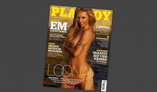 Loona posiert nackt im Playboy (Foto)
