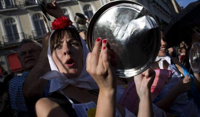 Wer sich eine Spanierin angelacht hat, weiß Bescheid: Leise Töne kommen hier nicht durch. (Foto)