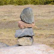 Steine sind für Teresa Widener leckere Eisenlieferanten.