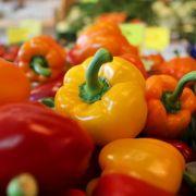 Nicht frisch und lecker, sondern mit Pestiziden gewürzt: So kam 2003 Paprika aus der Türkei nach Deutschland.