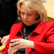 Hannelore Kraft (SPD) kämpfte für ihren Wahlsieg in Nordrhein-Westfalen auch bei Twitter.
