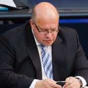 Der neue Umweltminister Peter Altmaier ist ein passionierter Twitterer.