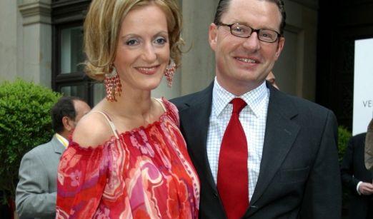 Kai Diekmann und Katja Kessler (Foto)