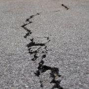 Erdbeben: Im Schnitt tritt in Deutschland alle zehn Jahre ein Beben der Stärke 5,1 auf.