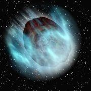 Asteorit: «Die Wahrscheinlichkeit, durch einen Asteroideneinschlag zu sterben, ist erheblich höher als die, im Lotto zu gewinnen», sagt Clark C. Chapman vom amerikanischen Southwest Research Institut.
