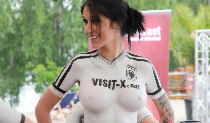Sexy Soccer 2012 (Foto)