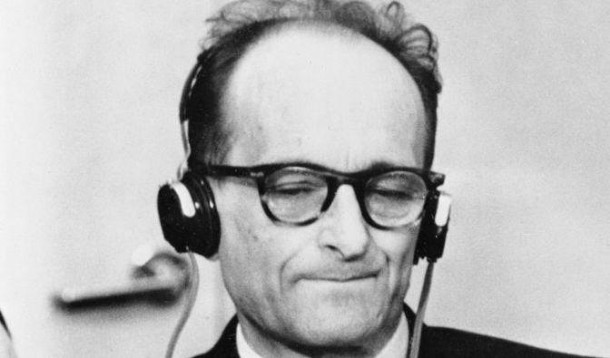 Adolf Eichmann wurde am 31. Mai 1962 kurz vor Mitternacht im Gefängnis von Ramla bei Tel Aviv gehängt. (Foto)