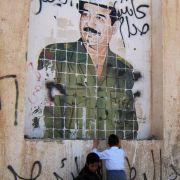 Der Massenmörder und irakische Diktator Saddam Hussein aß vor seiner Hinrichtung 2006 Hühnchen mit Reis.