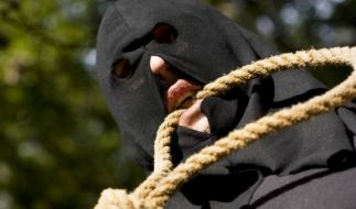 Vor der Todesstrafe haben Mörder das Recht auf eine Henkersmahlzeit. (Foto)