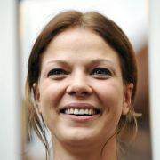 Klapperdürr für die nächste Filmrolle: Jessica Schwarz.