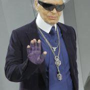 Karl Lagerfeld hat vor gut zehn Jahren satte 42 Kilogramm abgespeckt.