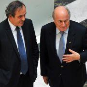 Im Gegensatz zur korruptionsgeschädigten Fifa gilt der Ruf der Uefa als tadellos. Doch auch um Uefa-Präsident Michel Platini, Duz-Freund von Sepp Blatter, ranken sich Gerüchte.