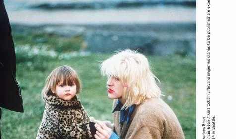 Frances Bean Cobain (Foto)