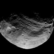 Die fliegende Kartoffel Vesta.