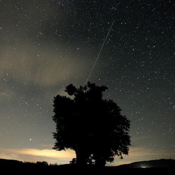 Wo und wann Sie noch Sternschnuppen sehen können (Foto)