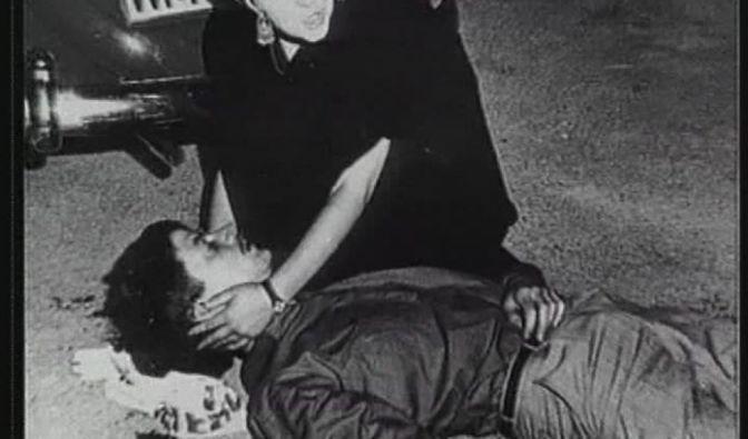 Student Benno Ohnesorg stirbt im Mai 1967 bei einer Demo gegen den Schah von Persien in Berlin - Der West-Berliner Polizist Karl-Heinz Kurras schoss dem jungen Studenten in den Hinterkopf. Kurras war Inoffizieller mitarbeiter der DDR-Stasi.