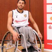 Sitzt seit seinem zweiten Lebensjahr im Rollstuhl: Sercan Ismail.