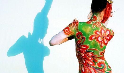 Bodypainting Festival 2012 (Foto)