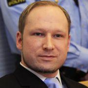 Anders Behring Breivik erhält viel Post - auch Liebesbriefe sind darunter.