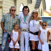 Robert, Shania,Elvis,Carmen, Davina