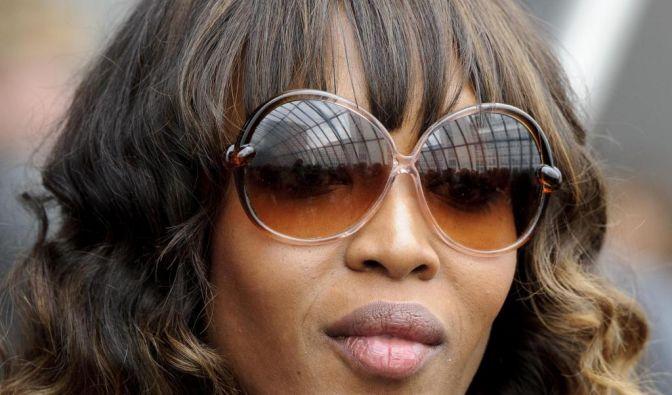 Ihrem Dienstmädchen Ana Scolavino warf Naomi Campbell ein Handy an den Kopf. (Foto)