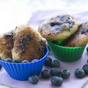 Obst wertet jeden Muffin auf.