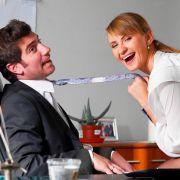 Ein Fünftel aller deutschen Männer hatte schon Sex am Arbeitsplatz, 15 Prozent sogar öfter als zehn Mal.