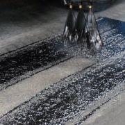 Die besten Bilder zu Lärmreduzierender Asphalt: Gummimatten gegen Straßenlärm