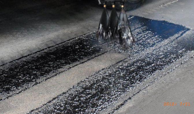 Die besten Bilder zu Lärmreduzierender Asphalt: Gummimatten gegen Straßenlärm (Foto)