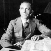 Goebbels-Erben verklagen Verlags-Riesen (Foto)