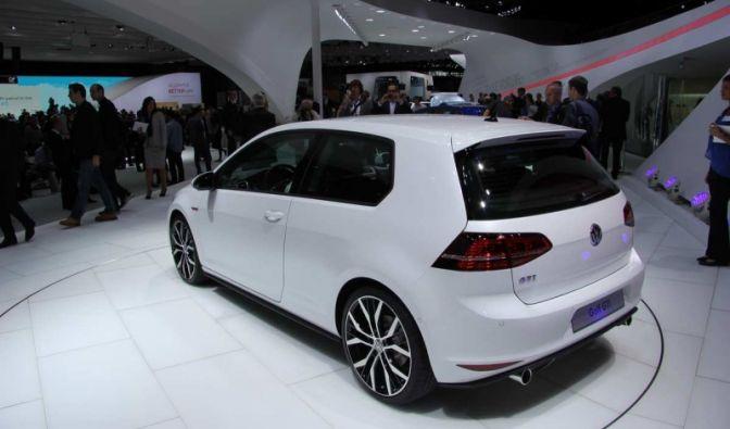 Die besten Bilder zu VW Golf GTI: Aus Jacky wird Clark