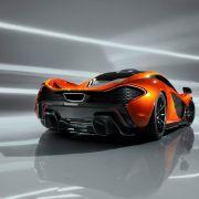 Die besten Bilder zu McLaren P1: Knall auf Fall