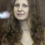 MariaAljochina studierte Journalismus in Moskau und engagiert sich für Umweltprojekte und psychisch kranke Kinder. Ihr Sohn ist fünf Jahre alt.