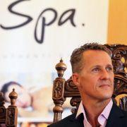 Spa-Ressort-Leiter Michael Schumacher