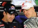 Sebastian Vettel (Formel-1-Weltmeister): «Das ist ein großer Verlust und schade. Es gab viele Leute, mich eingeschlossen, die sich sehr gefreut hätten, wenn er weitergemacht hätte.» (Foto)