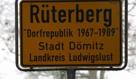 Um die Grenze zu sichern, zäunte die DRR-Verwaltung Rüterberg ab 1967 komplett ein. (Foto)