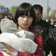 Die Chinesin Zeng Jinyan wurde zur Bloggerin, als ihr Mann, der Umweltaktivist Hu Jia, verschwand.