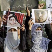 Malala Yousafzai ist 14 Jahre alt und am 10. Oktober 2012 Opfer eines Mordanschlags geworden.