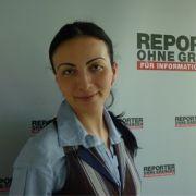 Maria Plieva schreibt gegen die menschenverachtenden Zustände in ihrer Heimat Süd-Ossetien an.