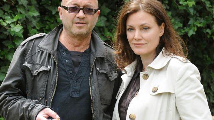 Spielten zwei Jahrzehnte Seite an Seite: Maja Maranow und Florian Martens. (Foto)