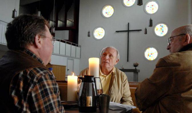 2007 kämpfte eine Initiative von Gläubigen gegen den Verkauf der Bielefelder Paul-Gerhard-Kirche. (Foto)