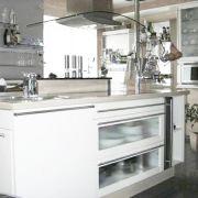 Die Küche hingegen ist funktional und hat mit Kirche rein gar nichts mehr zu tun.