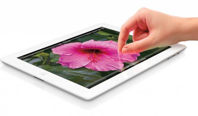 iPad 3 (Foto)