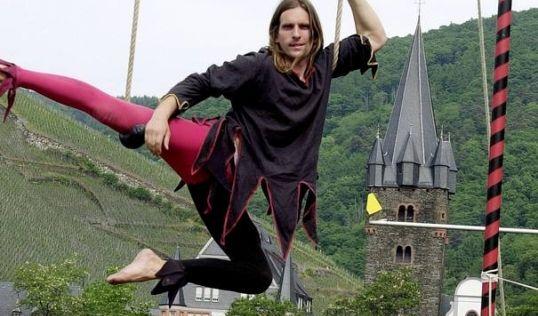 Rotwelsch wurde im Mittelalter am Rand der Gesellschaft gesprochen.