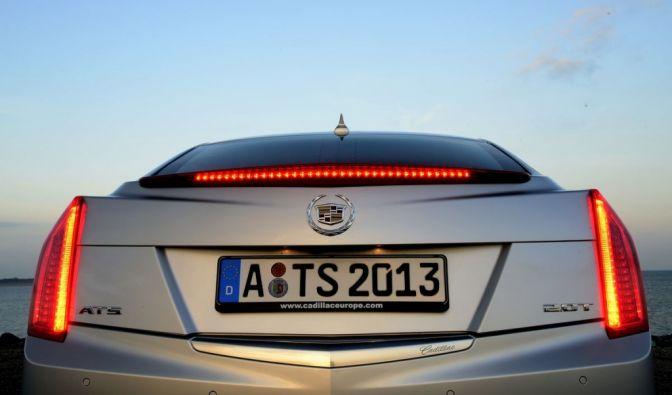 Die besten Bilder zu Cadillac ATS 2.0 Turbo: Exotisches Rundum-Sorglos-Paket