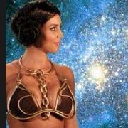 Kim Kardashian ist offenbar Star Wars Fan.