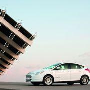Die besten Bilder zu Ford Focus Electric: Das Streben nach den Schmetterlingen